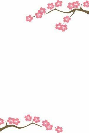 Pin Oleh Dldbwn Di A Fondos Bunga Sakura Poster Bunga Desain Bunga