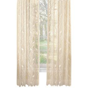 Home Lace Curtain Panels Curtains Panel Curtains