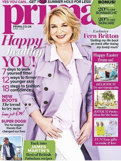 Prima April 2019 Gardening Magazines Uk Magazines Magazine