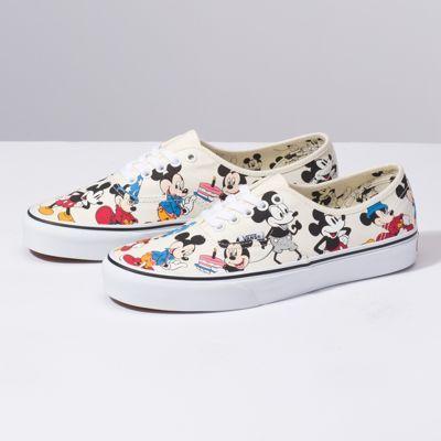 Disney x Vans Authentic | Shop | Disney shoes, Vans