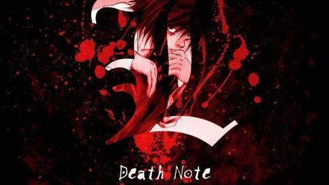 Тетрадь Смерти Живые Обои