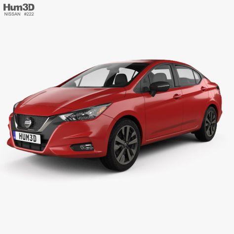 Nissan Versa Sr Sedan 2020 In 2020