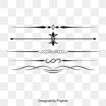 Pretty Creative Vector Lines Dividing Lines Vector Lines Creative Divider Pretty Vector Png Transparent Clipart Image And Psd File For Free Download Pretty Vectors Decorative Lines Vector