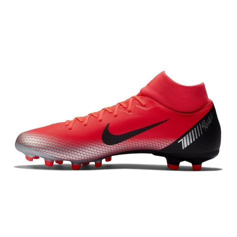 big sale bed14 b028a Chaussures Football Nike Mercurial Superfly Vi Academy Cr7 Df Mg Rouge -  Taille  404142434445