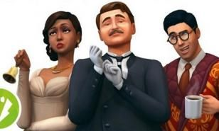 The Sims 4 Vintage Glamour Stuff Pack Sims 4 Sims Sims 4 Vintage Glamour