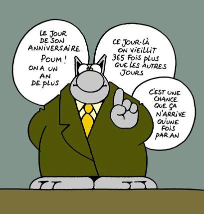 Le Chat Geluck Jadooooorrrrreeee Voeux