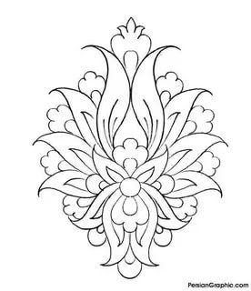 Dzhutovaya Filigran Shemy Uzorov Trafarety 5 Tys Izobrazhenij Najdeno V Yandeks Kartinkah Islamische Muster Turkisches Muster Islamische Kunst