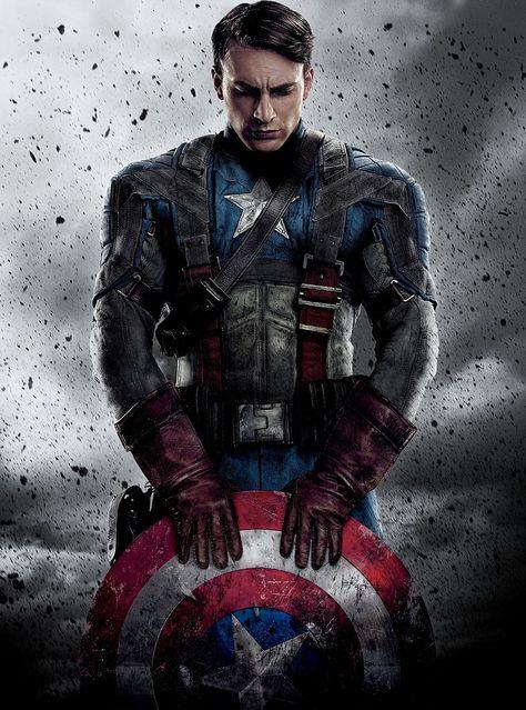HD wallpaper: Captain America, Chris Evans, Captain America: The First Avenger