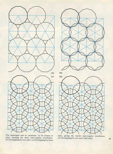 Pia 039 Pattern In Islamic Art David Wade Pattern In Islamic