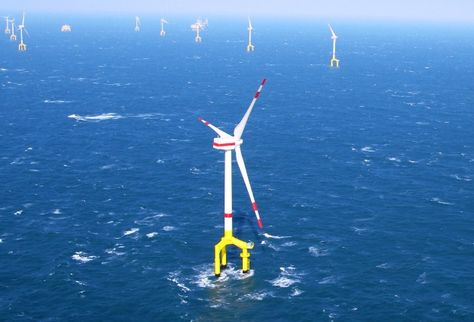 15 best Offshore Wind images on Pinterest Renewable energy, Wind - wind turbine repair sample resume