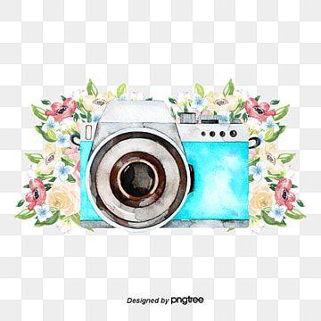 Camara De Vector Blanco Clipart De Camara Camara De Dibujos Animados Pintada A Mano Camara Png Y Psd Para Descargar Gratis Pngtree In 2021 White Camera Clip Art Vector