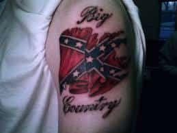 Pin On Confederate Tattoo