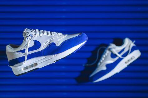 "Nike Air Max 1 Anniversary ""OG Blue"" to Re Release EU"