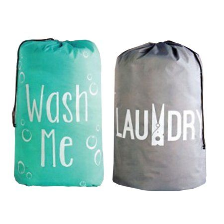 Home In 2020 Laundry Bag Bag Heavy Washing Clothes