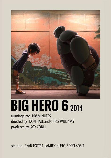 Big hero 6 by Millie