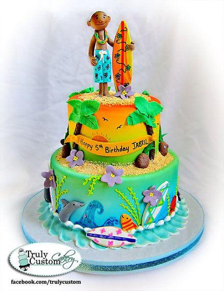 Surfs Up! Cake