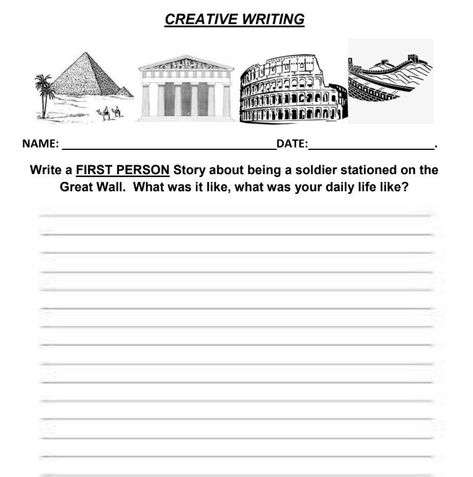 Child Soldier Creative Writing