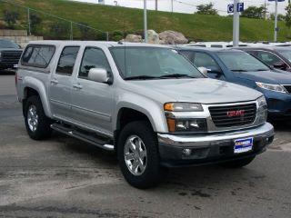 Silver 2012 Gmc Canyon Sle For Sale In Boston Ma Compare Cars