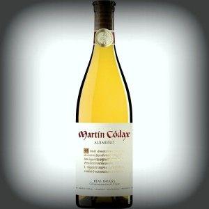 Vino Albarino Martin Codax Vinos Vino De Espana Vino Albarino