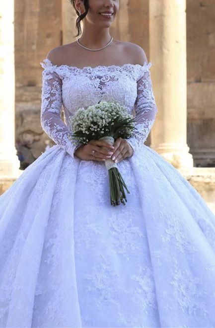 Ball Gown Wedding Dresses Online