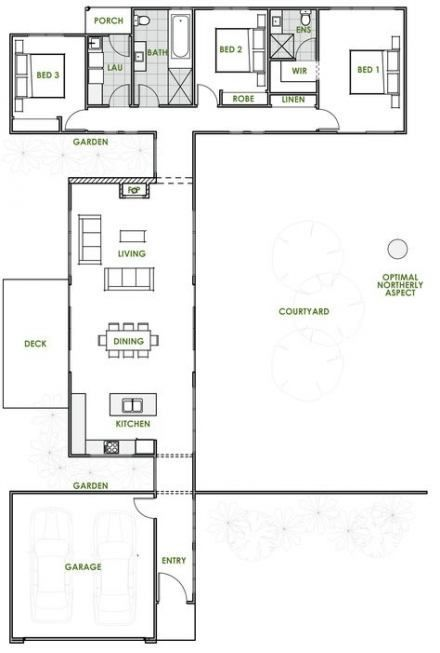 Modern Home Design In 4 Easy Steps Fun Home Design House Plans Australia Eco House Design Energy Efficient House Plans