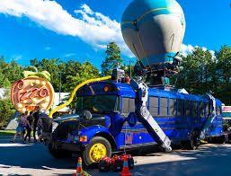 Image Result For Fortnite Battle Bus Monster Trucks Fortnite