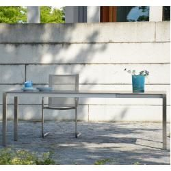 Edelstahl Gartentische In 2020 Garden Table Outdoor Decor