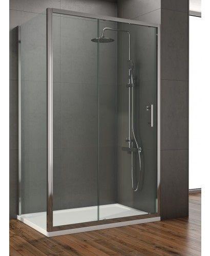 Style 1400mm Sliding Shower Door Adjustment 1350 1390mm