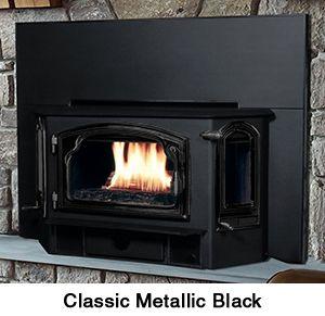Sierra 4700te Wood Burning Fireplace Insert In 2020 Wood Burning