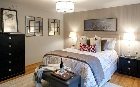Quarto Casal   Property Brothers - Buying&Selling - Season 3 - Andrea e Santino