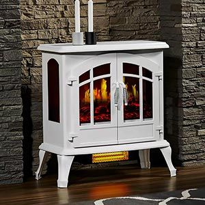 Free Standing Electric Stoves Electricfireplacesdirect Com Electric Fireplace Stove Fireplace Electric Fireplaces Direct