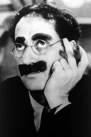 Top quotes by Groucho Marx-https://s-media-cache-ak0.pinimg.com/474x/a9/28/3b/a9283ba6e693ea5fdc23517e33ac3a81.jpg