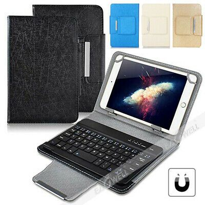 For Samsung Galaxy Tab A A6 10 1 T580 T585 Leather Case Bluetooth Keyboard Cover In 2020 Leather Case Case Cover Keyboard Case