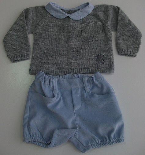 d6bee6f0e Conjunto niña jersey y pololo tread-705 baby tous