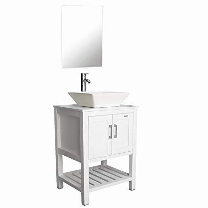 25+ White bathroom cabinet with sink best