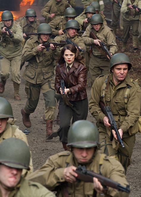 Peggy Carter Captain America: The first avenger