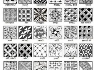 Pdf Free Pdf Zentangle Patterns Zentangle Patterns