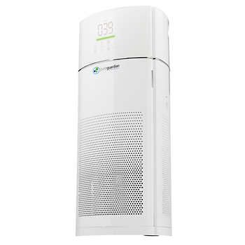 Germguardian Ac9400w Large Room Allergen Cleaning 360 Degree True Hepa Filter Air Purifier With Filter Air Purifier Hepa Filter Air Purifier Electric Wall Oven