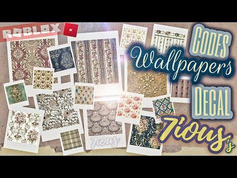 (3070) Decals Codes Wallpapers   Decals Ids   Bloxburg ROBLOX - YouTube