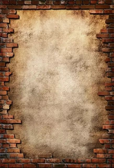 Laeacco Old Brick Tearing Wall Portrait Grunge Photography Backgrounds Customized Photogra Background For Photography Texture Background Hd Background Vintage