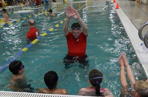 47 Swim Lessons Ideas Swim Lessons Learn To Swim Lesson