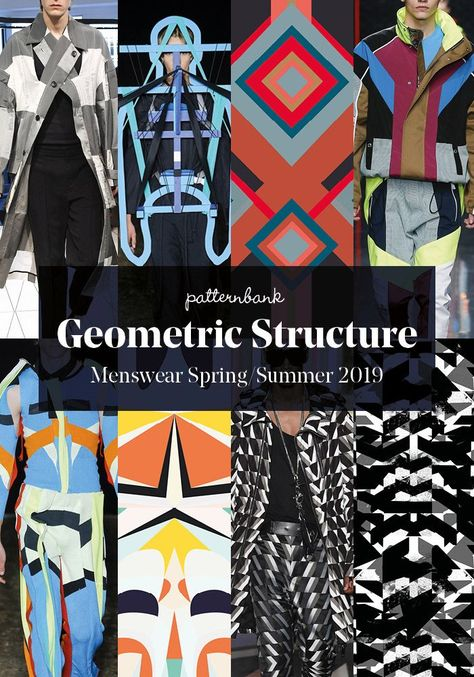 Menswear Spring/Summer 2019 – Print and Pattern Trend Hightlights - Fashion Trends ✨