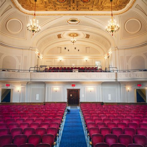 Warner Memorial Theater, Worcester Academy : Private Education : Places of Education : Portfolio: Lissa Rivera is a fine art photographer and book designer based in New York City., Lissa Rivera