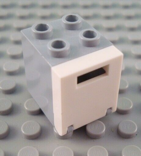 Lego Duplo Item Gas Can Gray