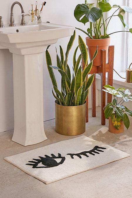 Minimalistische Duschhalterung In Kupfer Mens Bathroom Decor