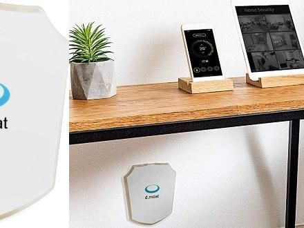 D Moat Cyber Security Device With Alexa Smartphone Support Via Newsbreakapp Https Www Newsbreak Com News 0nzq Home Network Connected Home Security Device