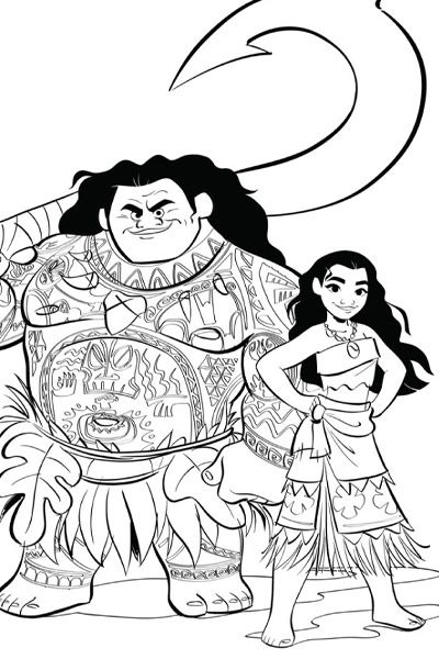 59 Moana Coloring Pages November 2020 Maui Coloring Pages Too Disney Coloring Sheets Moana Coloring Moana Coloring Pages