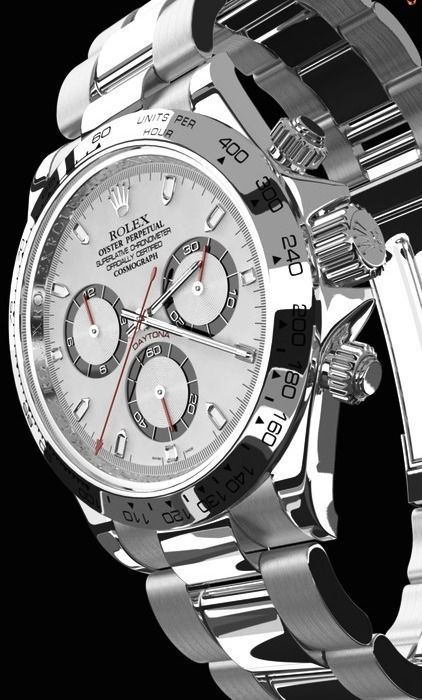 Rolex Watches Collection : Rolex Daytona - Oyster Perpetual Chronometer - Watches Topia - Watches: Best Lists, Trends & the Latest Styles