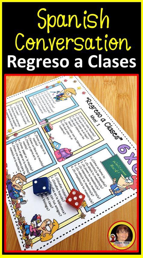 130 Best Spanish images | Spanish, Teaching spanish, Learning spanish