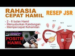 Resep Jsr Dr Zaidul Akbar Sukses Promil Youtube Di 2020 Hamil Hidup Sehat Kebugaran